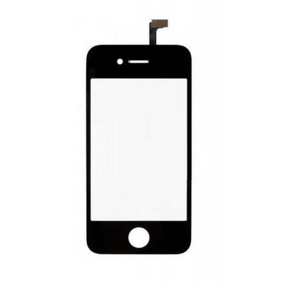 Touch Screen Digitizer For Apple Iphone 4s Black By - Maxbhi.com
