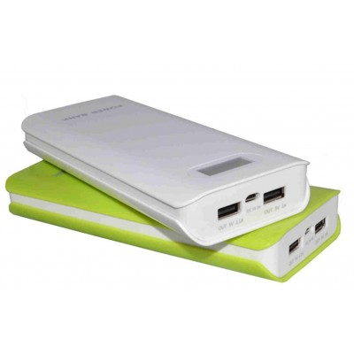 10000mAh Power Bank Portable Charger for Zebronics Zebpad 7t500 3G