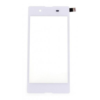 Touch Screen Digitizer For Sony Xperia E3 Dual D2212 White By - Maxbhi.com