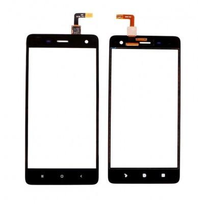 Touch Screen Digitizer For Xiaomi Mi 4 Black By - Maxbhi Com