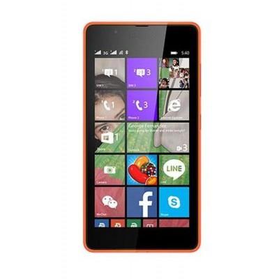 Lcd Screen For Microsoft Lumia 540 Dual Sim Replacement Display By - Maxbhi.com