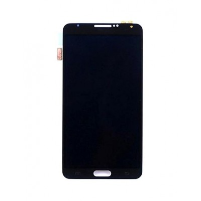 Lcd With Touch Screen For Samsung Galaxy Note 3 Neo 3g Smn750 Black By - Maxbhi.com