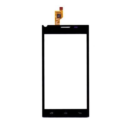 Touch Screen Digitizer For Celkon Q455 Black By - Maxbhi.com
