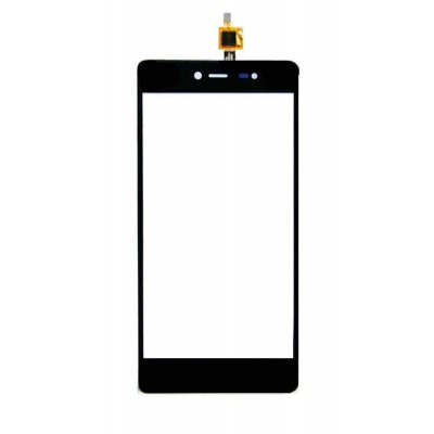 Touch Screen Digitizer For Micromax Canvas 5 Black By - Maxbhi.com