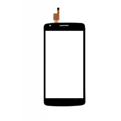 Touch Screen Digitizer For Intex Aqua Star 2 Black By - Maxbhi.com