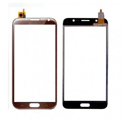 Touch Screen Digitizer For Samsung Galaxy E5 Sme500f Brown By - Maxbhi Com