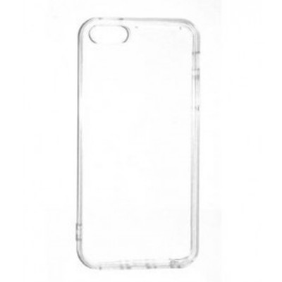 Transparent Back Case for Micromax A120 Canvas 2 Colors
