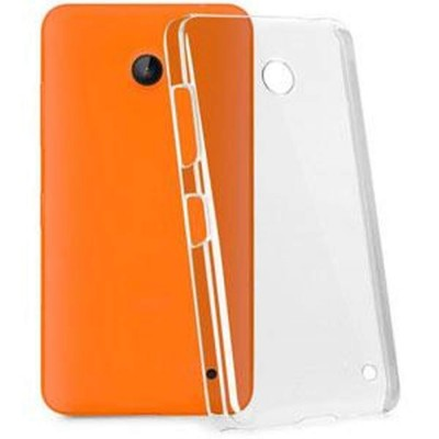 Transparent Back Case for Sony Xperia E3 Dual D2212