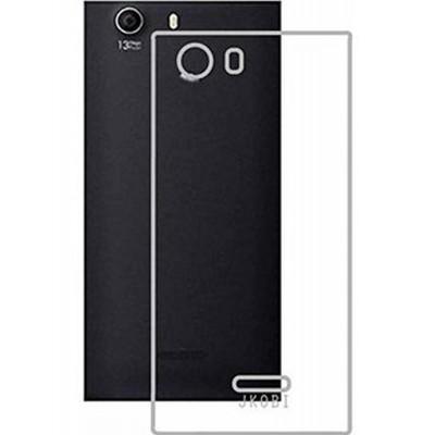 Transparent Back Case for Micromax Canvas Nitro 2 E311