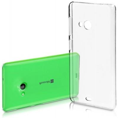 Transparent Back Case for Microsoft Lumia 540 Dual SIM