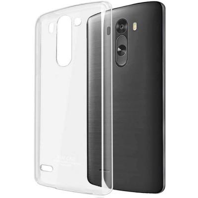 Transparent Back Case for Moto E 2nd Gen 3G