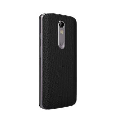 multiple colors c133a 7a911 Back Panel Cover for Motorola Moto X Force - Black