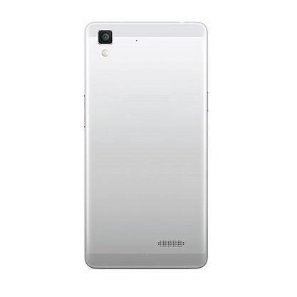 various colors 9f1b9 20f84 Back Panel Cover for Oppo R7 Lite - Black