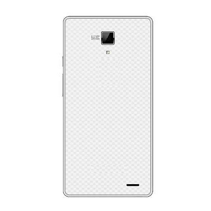 info for 13181 13322 Back Panel Cover for Videocon Z55 Dash - White