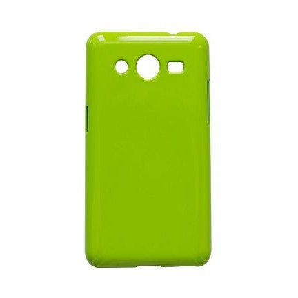 huge discount fbef4 8db50 Back Case for Samsung Galaxy Core II Dual SIM SM-G355H - Green