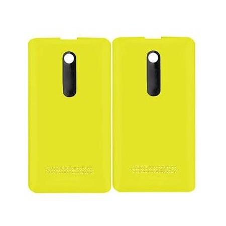 official photos 895f9 40d1d Full Body Housing for Nokia Asha 210 - Yellow