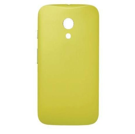 low priced aa9ea a0a8d Back Case for Motorola Moto G2 - Yellow