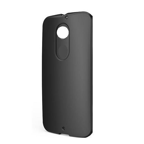 super popular 6d695 93b8e Back Case for Motorola Moto X2 - Black