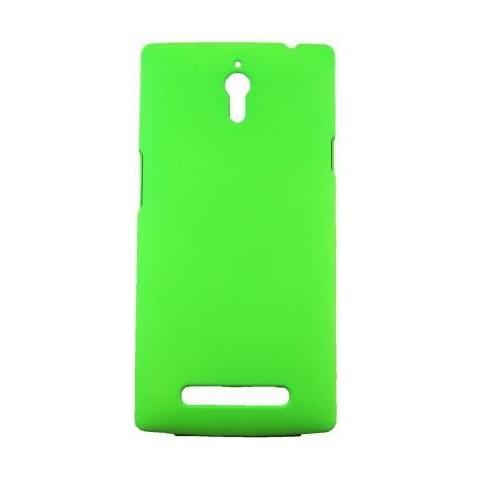 promo code 5118d 4e3e9 Back Case for Oppo Find 7a - Green