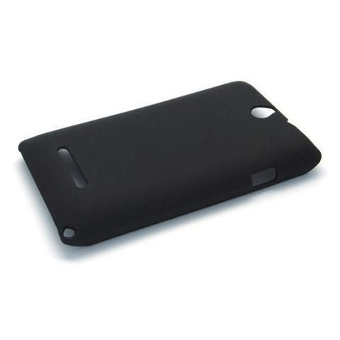 reputable site a4649 8ee01 Back Case for Sony Xperia E dual - Black