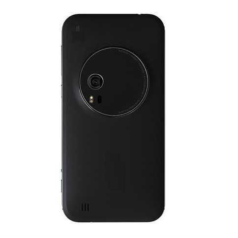 new product 95264 d962f Back Panel Cover for Asus Zenfone Zoom ZX551ML - Black