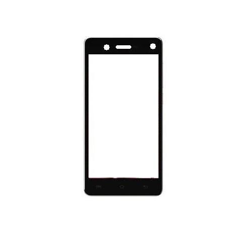 Touch Screen Digitizer for Lava Iris 758 Dual Sim - Black
