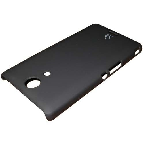 cozy fresh 3419e 3422c Back Case for Sony Xperia ZR - Black