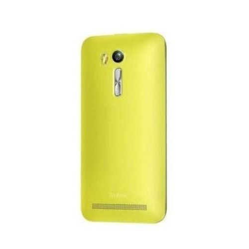 premium selection f40fd 8392f Back Panel Cover for Asus ZenFone Go ZB552KL - Yellow