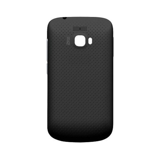 best loved 6b642 dc2b0 Back Panel Cover for Micromax Bolt A064 - Black