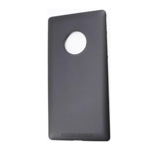 cheaper 887cd af303 Back Panel Cover for Nokia Lumia 830 RM-984 - Black