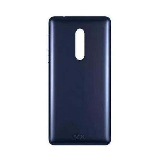 premium selection d9896 516ea Back Panel Cover for Nokia 5 - Blue