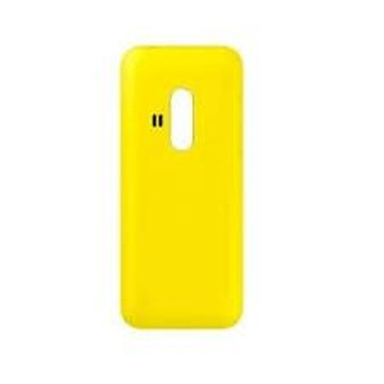 timeless design fb4f6 c7c0b Back Panel Cover for Nokia 220 Dual SIM RM-969 - Yellow