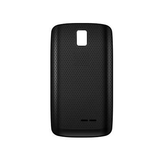 new concept 18b20 2cd17 Back Panel Cover for Micromax Bolt A24 - Black