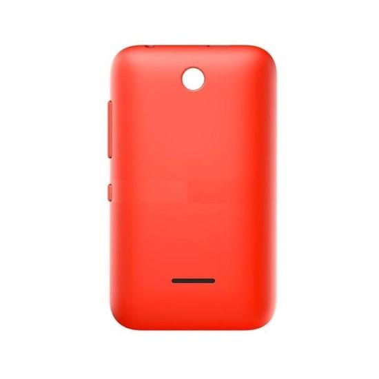 sports shoes 32e5b 30da1 Back Panel Cover for Nokia Asha 230 Dual SIM RM-986 - Red