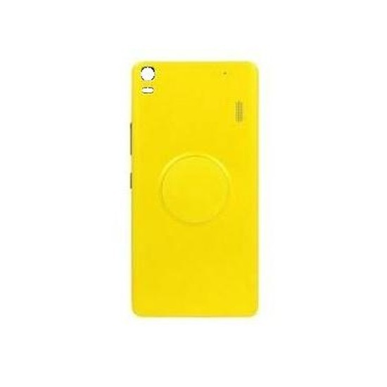 timeless design 68941 0a362 Back Panel Cover for Lenovo K3 Note Music - Yellow