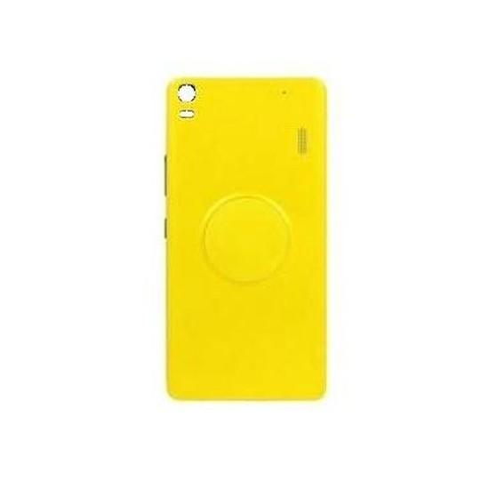 timeless design 05e48 365f3 Back Panel Cover for Lenovo K3 Note Music - Yellow