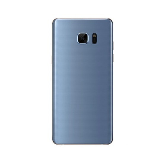 outlet store 2854d 9dba4 Back Panel Cover for Samsung Galaxy Note 7 - Blue