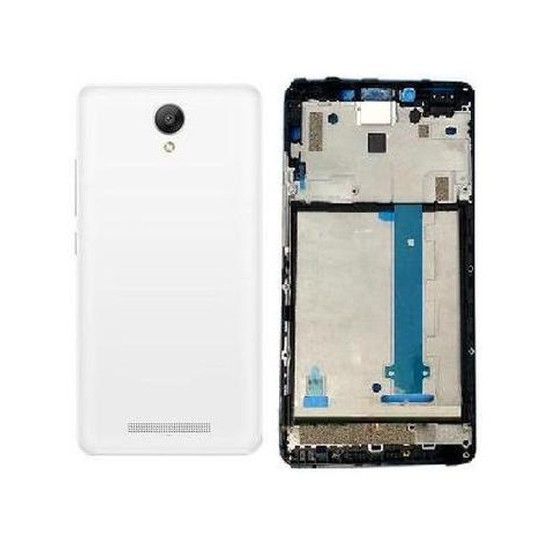 check out 1da0c adabd Full Body Housing for Xiaomi Redmi Note 2 - Silver