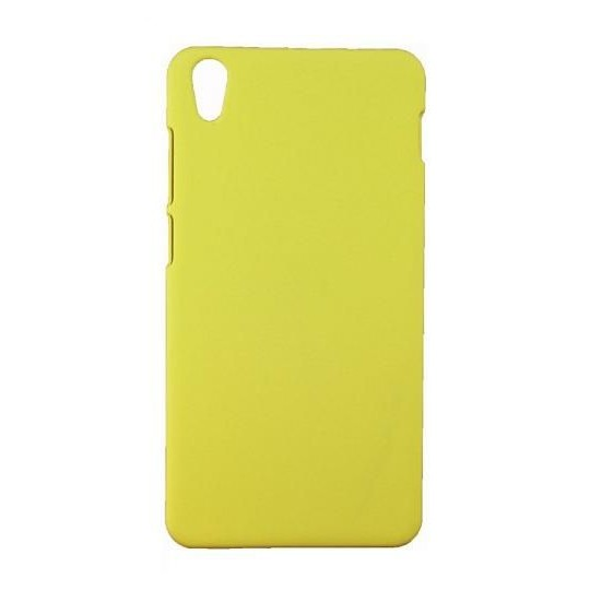 the latest 2260e 31a98 Back Case for Lenovo S850 - Yellow