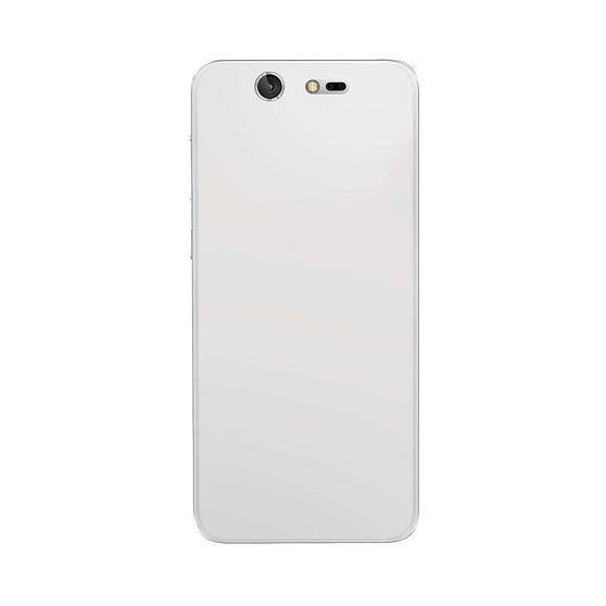 newest collection 47aa2 825d1 Back Panel Cover for Lyf Earth 2 - White