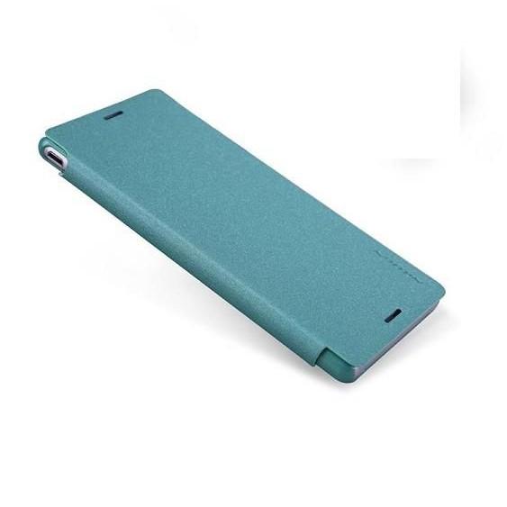 timeless design 923cc 78cd4 Flip Cover for Sony Xperia M4 Aqua Dual 16GB - Blue