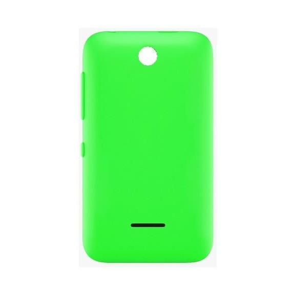 sale retailer d69fa 9f5ce Back Panel Cover for Nokia Asha 230 - Green