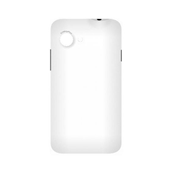 quality design f30e2 dc534 Back Panel Cover for Micromax Bolt A79 - White