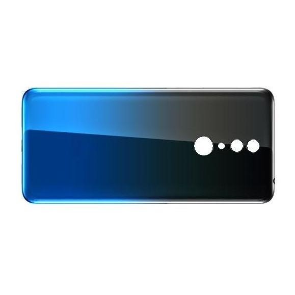 206760578ecc3a ... Back Panel Cover For Alcatel 3 2019 Black - Maxbhi Com