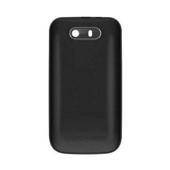 new arrival d4167 df276 Back Panel Cover for Micromax A59 Bolt - Black