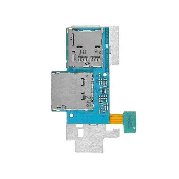 Sim Card Reader Circuit Diagram | Mmc With Sim Card Reader For Samsung Galaxy Express I437 By Maxbhi Com