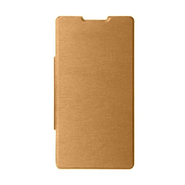 check out a7bca 0b675 Flip Cover for Samsung Galaxy J2 2017 - Gold