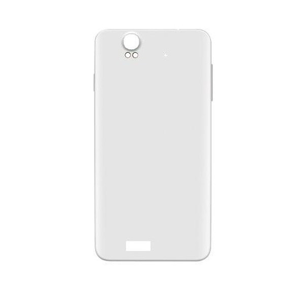 size 40 bf9ab 2a880 Back Panel Cover for Lava Iris X5 - White
