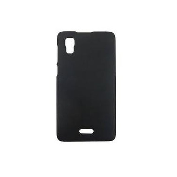 promo code 3b479 616d9 Back Panel Cover for Micromax A102 Canvas Doodle 3 - Black