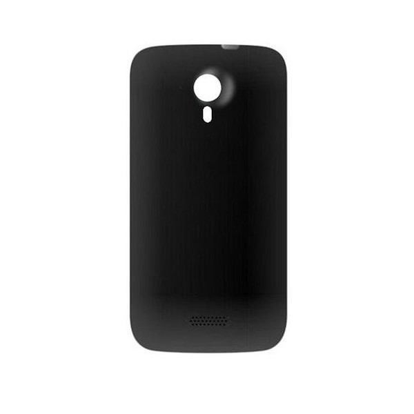 buy online 3e3c0 5edc0 Back Panel Cover for Micromax A116 Canvas HD - Black